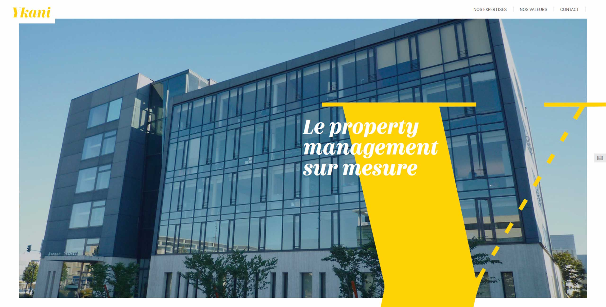 Ykani, le property management sur mesure